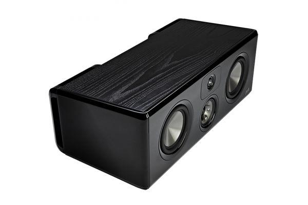 Large image of Polk Audio Legend Speakers Series L400 Home Theater Black Ash Center Channel (Each) - L400BK