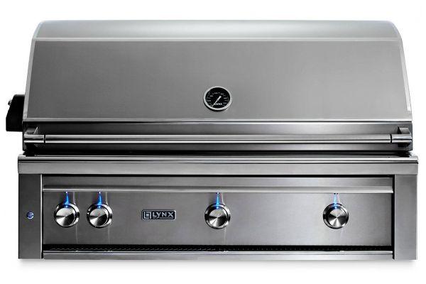 "Lynx Professional 42"" Liquid Propane Built In Grill - L42R-3-LP"