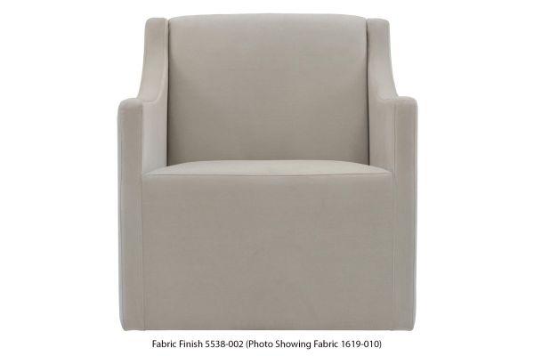 Large image of Bernhardt Elle Swivel Chair - L573S-5538-002