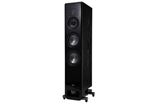 Large image of Polk Audio Legend Series L600 Premium Black Ash Floorstanding Tower Loudspeaker (Each) - L600BK