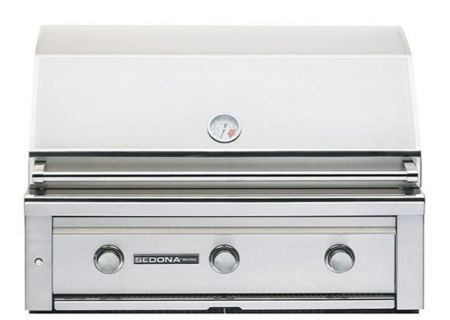 "Lynx Sedona Stainless Steel Built-In 36"" Natural Gas Grill - L600NG"