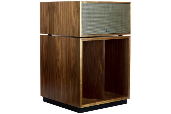 Large image of Klipsch Heritage Series La Scala AL5 American Walnut Floorstanding Speaker (Each) - 1067091
