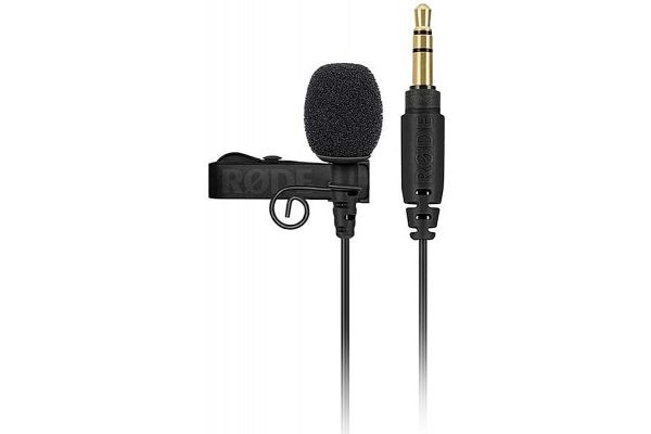 Large image of RODE Wearable Microphone - LAVALIER GO