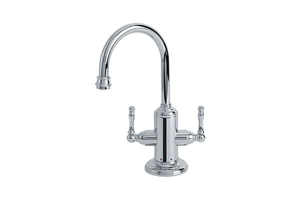 Franke Polished Chrome Hot And Cold Water Dispenser - LB12200