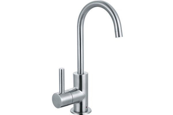 Large image of Franke Stainless Steel Hot Water Dispenser - LB13150