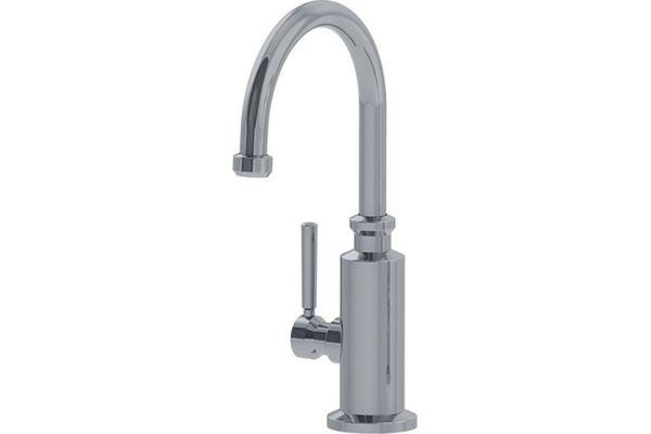 Large image of Franke Polished Nickel Faucet - LB15170