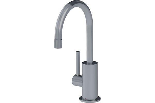 Large image of Franke Satin Nickel Hot Water Dispenser - LB16180