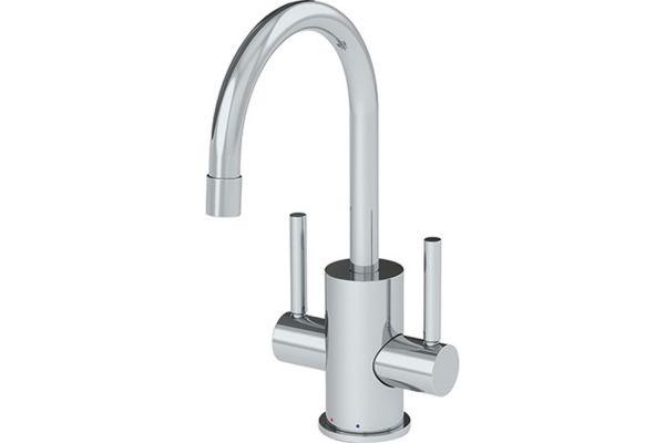 Large image of Franke Polished Chrome Faucet - LB16200