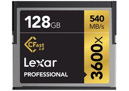 Lexar - LC128CRBNA3600 - Memory Cards