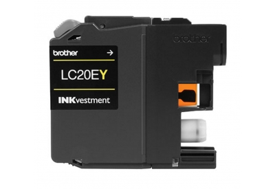 Brother - LC20EY - Printer Ink & Toner