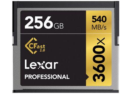 Lexar - LC256CRBNA3600 - Memory Cards
