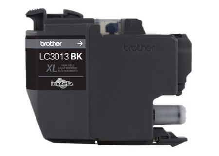 Brother High-Yield Black Ink Cartridge - LC3013BK