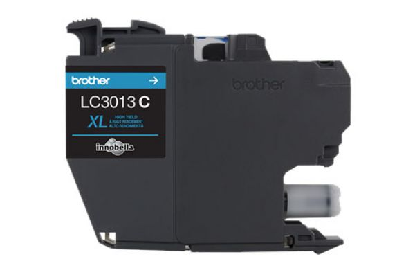 Large image of Brother High-Yield Cyan Ink Toner - LC3013C