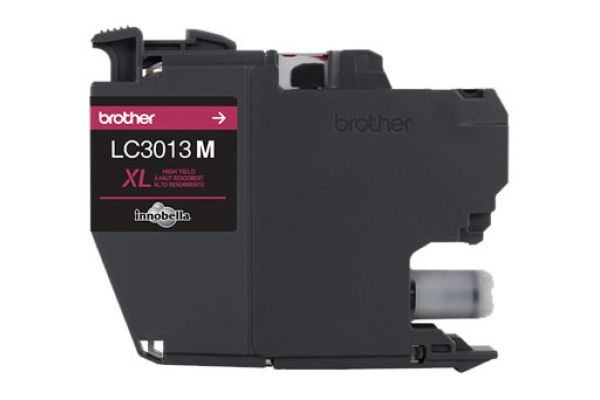 Large image of Brother High-Yield Magenta Ink Toner - LC3013M