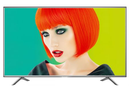 "Sharp AQUOS 50"" Silver 4K LED Smart HDTV - LC-50P7000"