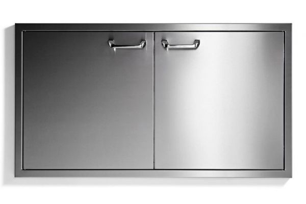 """Large image of Lynx 42"""" Stainless Steel Classic Access Doors - LDR42T"""