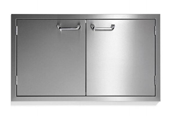 "Lynx Sedona 36 "" Stainless Steel Double Doors - LDR636"