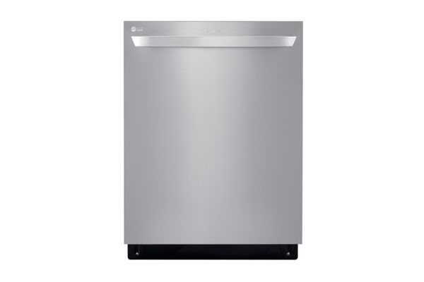 """LG 24"""" Stainless Steel Built-In Dishwasher with QuadWash - LDT5678ST"""