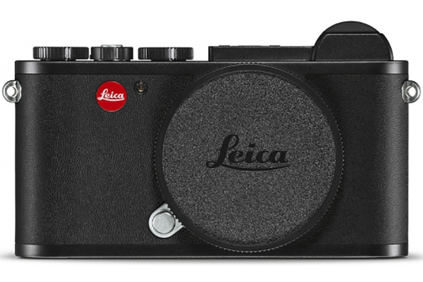 Large image of Leica CL Black Camera Body - 19301