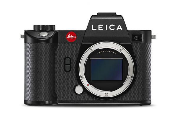 Large image of Leica SL2 Black Mirrorless Digital Camera - 10854