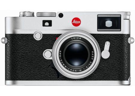 Leica M10 Silver 24 Megapixel Digital Camera - LEICA-20001