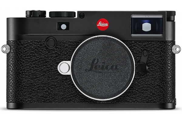 Large image of Leica M10-R Black Camera Body - 20002-L