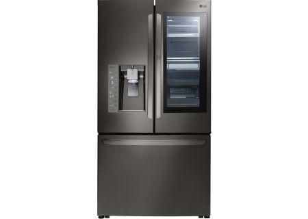 LG - LFXC24796D - French Door Refrigerators