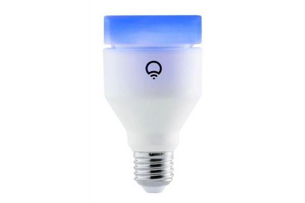 LIFX Color A19 LED Smart Light Bulb - LHA19E26UC10