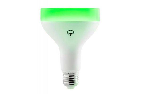 LIFX Color BR30 LED Smart Light Bulb - LHB30E26UC10