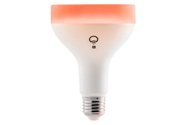 LIFX BR30+ LED Smart Light Bulb With Infrared - LHB30E26UC10P