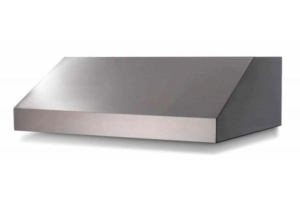 "Large image of Bluestar 36"" Stainless Steel Low Profile Wall Hood - LP036LP"