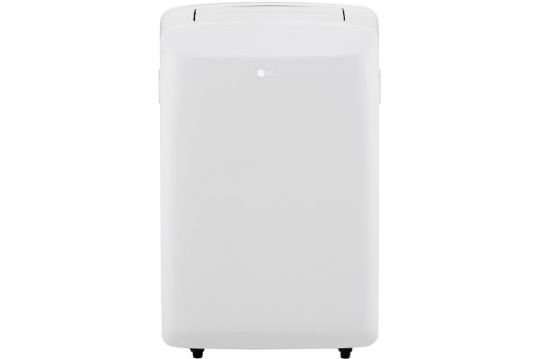 LG 8,000 BTU 115V White Portable Air Conditioner - LP0817WSR