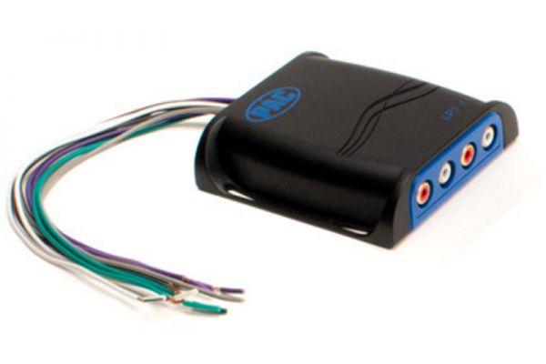 Large image of Pac Audio LOC PRO Series 4-Channel Line Output Converter - LP3-4