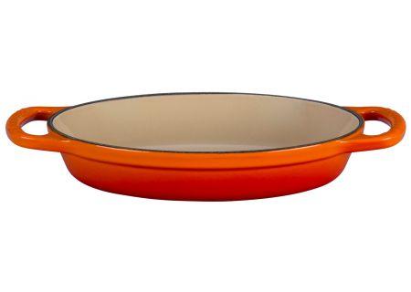 Le Creuset 5/8 Qt. Flame Oval Baker  - LS2088-202