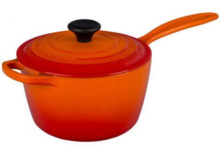 Le Creuset 2.25 Quart Flame Saucepan - LS2518-182