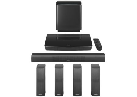 Bose - 761683-1110 - Home Theater Systems