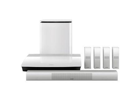 Bose White Lifestyle 650 Home Entertainment System - 761683-1210