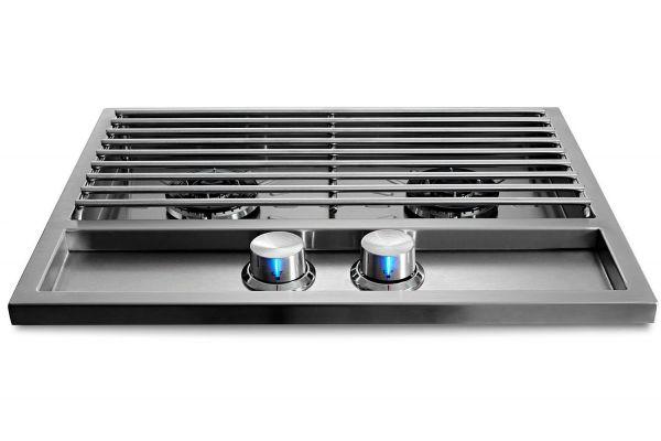 Lynx Sedona Stainless Steel Liquid Propane Double Side-Burners - LSB502-LP