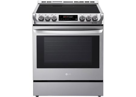 LG - LSE4611ST - Slide-In Electric Ranges