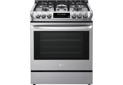LG - LSG4511ST - Slide-In Gas Ranges