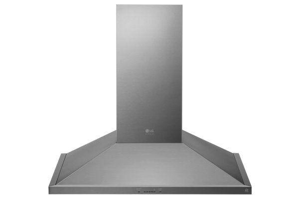 "LG STUDIO 30"" Stainless Steel Wall Mount Chimney Hood - LSHD3080ST"