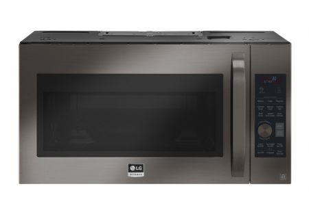 LG - LSMC3089BD - Over The Range Microwaves