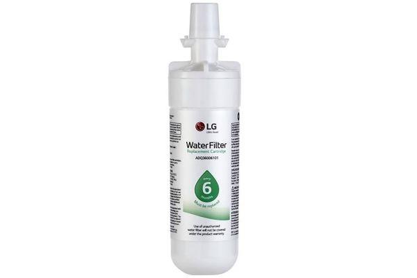 Large image of LG Refrigerator Water Filter - LT700P