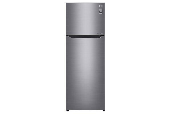 Large image of LG 11 Cu. Ft. Stainless Steel Top Freezer Refrigerator - LTNC11131V