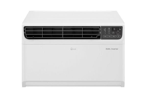 LG 14,000 BTU DUAL Inverter Smart Wi-Fi Enabled Window Air Conditioner - LW1517IVSM