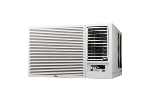 Large image of LG 18,000 BTU 11.2 EER 230/208V Window Air Conditioner - LW1816HR