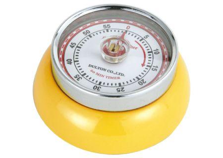 Zassenhaus Yellow Retro Kitchen Timer - M072341