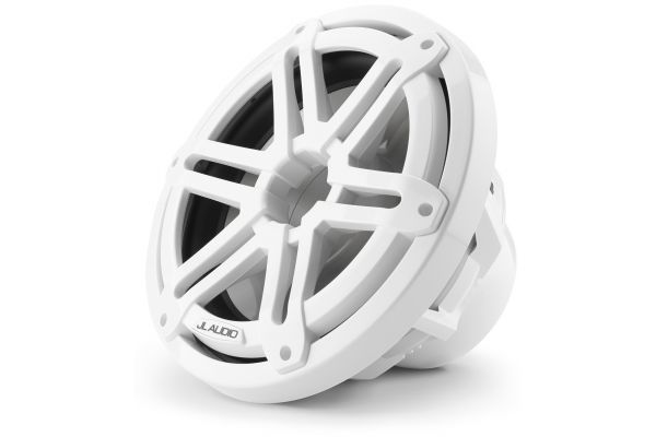 "JL Audio M3 10"" Gloss White Marine Subwoofer Driver - 93530"