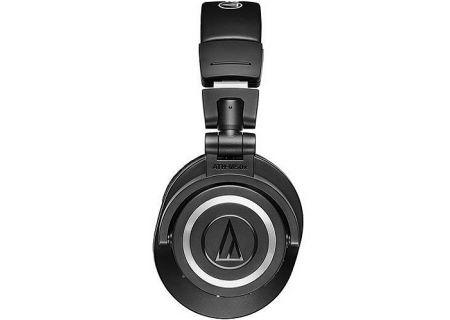 Audio-Technica Black Wireless Over-Ear Headphones - ATH-M50XBT