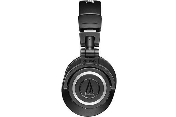 Audio-Technica Black Wireless Over-Ear Headphones - ATH-M50XBT